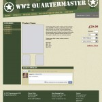WW2 Quartermaster - Product Page