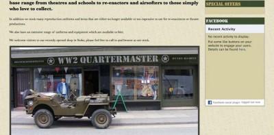 WW2 Quartermaster-Home